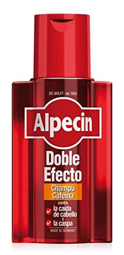 Alpecin Champú Doble Efecto, 1 x 200 ml...