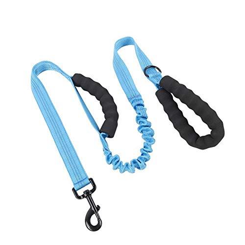 Schlupf Leine-Seil-Leine for Small Medium Hunde weicher Baumwolle geflochten Leine Verstellbare Hundeleine for die Ausbildung Gassigehen oder Bei Sportlichen Aktivitäten