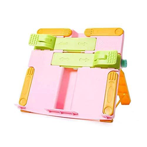 Soporte ajustable para estantería de lectura infantil para niños, soporte para libros...