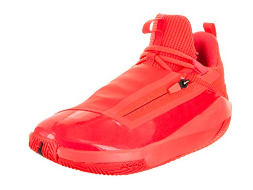 Nike Herren Jordan Jumpman Hustle Basketballschuhe, Mehrfarbig (Black/Infrared 23 600), 41 EU