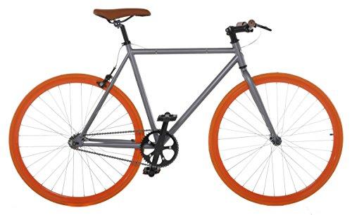 Vilano 54cm Track Fixed Gear Bike Fixie Single Speed Road Bike