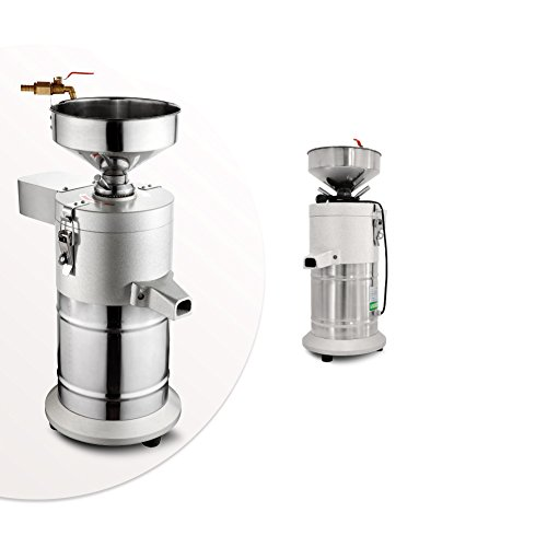 Commercial Aluminum Alloy Healthy Nutrition Soy Milk Maker Soybean Milk Machine Maker Commercial Soymilk Maker 35kg/h Output