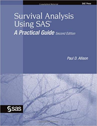 [1599946408] [9781599946405] Survival Analysis Using SAS: A Practical Guide, 2nd Edition-Paperback
