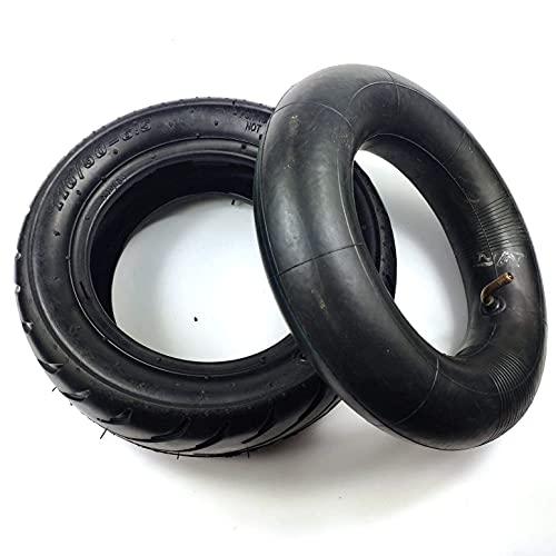 110/50-6,5 Neumático Interior y Exterior de válvula doblada para 47Cc 49Cc Mini Dirt Bike E Scooter Mini Moto, Seguro y cómodo
