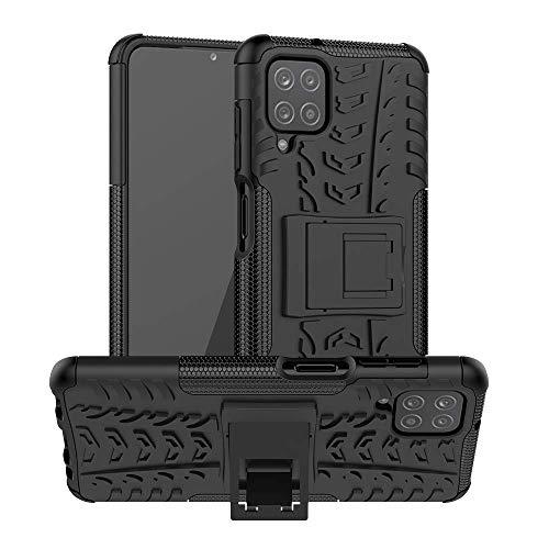 Lofad Case Back Cover for Samsung Galaxy M32 Black