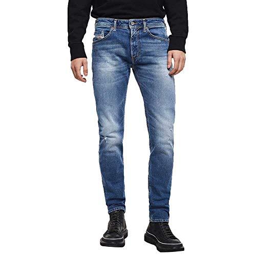 Diesel Herren Thommer-X Jeans, Stoned Blue, 33W / 30L