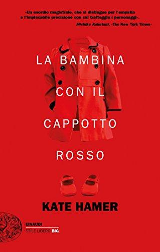 La bambina con il cappotto rosso