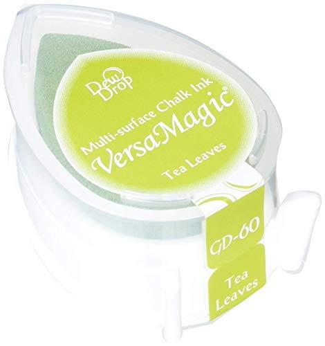 Tsukineko Versamagic Dew Drop Stempelkissen, Teeblätter