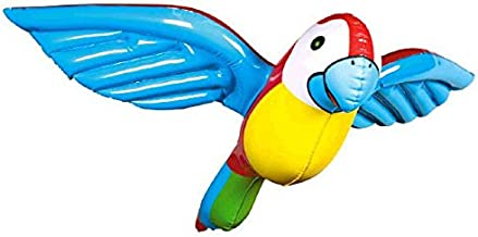amscan Party Inflatable Flying Parrot