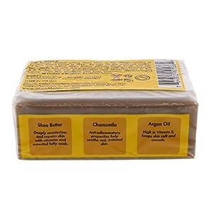 Shea Moisture Raw Shea Butter Baby Eczema Bar Soap (Pack of 2)
