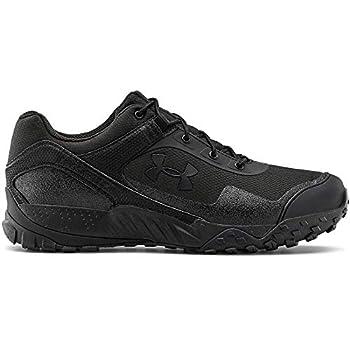 Under Armour Men s Valsetz RTS 1.5 Low Trail Running Shoe Black  001 /Black 11