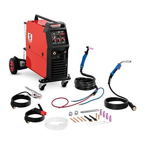 Máquina De Soldar Mig Mag Y Tig Marca Stamos Welding Group