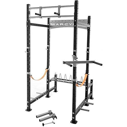 Marcy Pro CrossFit MWM-8070 Power cage • Cage multifonction • Rack à Squat intérieur /...