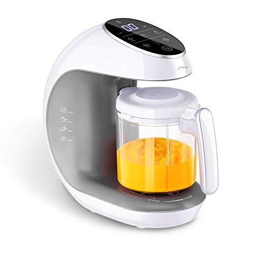 KYG 5 en 1 Mixeur Cuiseur pour Bébé Robot de Complément Alimentaire Bébé Machine à Nourriture...
