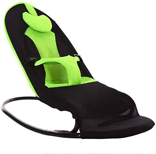 Balance Bouncer Swings Stoel Wip Baby schommelstoel pasgeborenen slapen Sic Bo Cradle automatisch rustgevende baby, roze ligstoelen elise groen