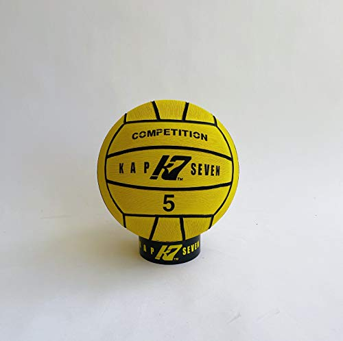 KAP7 Size 5 COMP Water Polo Ball (Yellow)