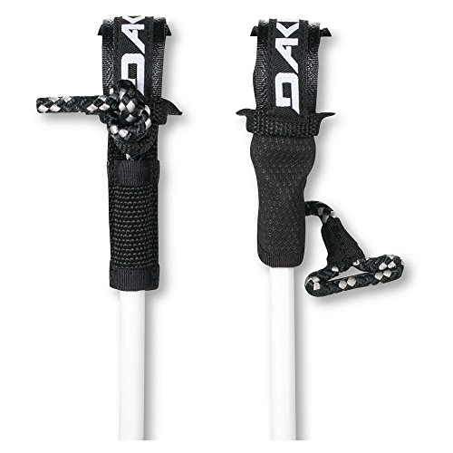 Dakine Unisex Comp Adjustable 24-32 Harness Lines (White/Black, One Size)