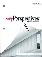 My Perspectives, American Literature, Volume 1, 9780133338805, 0133338800, 2017
