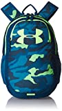 Under Armour Scrimmage Backpack 2.0, Teal Rush (454)/Lime Light, One Size Fits All
