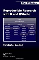 Reproducible Research with R and R Studio (Chapman & Hall/CRC The R Series)