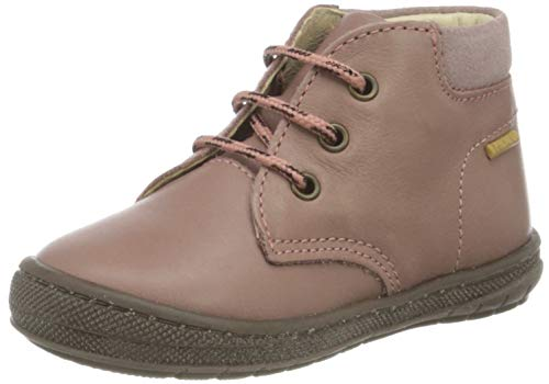Primigi Baby Mädchen PYB 64080 First Walker Shoe, ROSA Antico, 21 EU