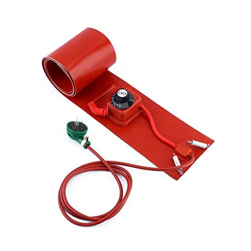 RJJX Neue 200L / 55Gallon 240V 1000W Silikon Metall Öl Trommelheizung DGZ Klimaanlage Werkzeuge Auto Klimaanlage Neue Ankunft