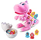 VTech Mix and Match-a-Saurus (Frustration Free Packaging), Pink