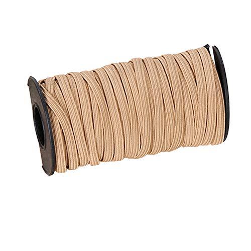 Jacqu, ღ dikke elastische band hoes DIY Shoelace vervanging polyester Ribbon