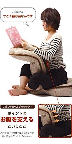 PROIDEA(プロイデア)背筋がGUUUN美姿勢座椅子エグゼボート