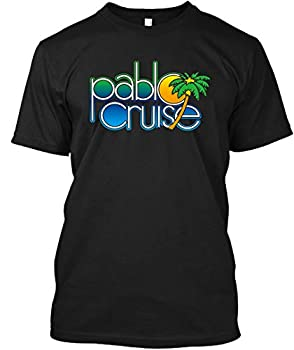 Step Brothers Pablo Cruise Tee T-Shirt Black