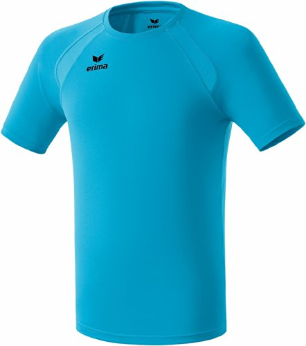 Erima Kinder PERFORMANCE T-Shirt, Curacao, 164