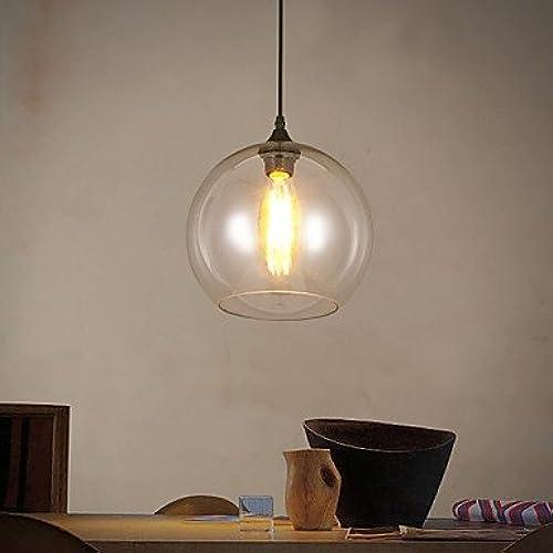 WYFC Contemporain Traditionnel Classique Rustique   Vintage Rétro   Lanterne LED Métal Lampe suspendueSalle de séjour Chambre à