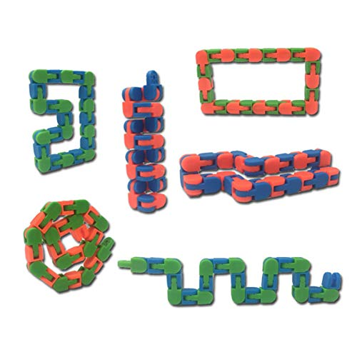 Juguete sensorial Fidget Juguete para aliviar el estrés, Alivio del estrés Juguetes para niños y adultos, Juguetes de terapia sensorial para TDAH Autismo Ansiedad por estrés