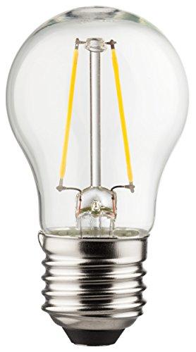 Müller Licht LED Tropfenform Filament 2.5 W (25W) E27 250lm 2700K klar ML400029