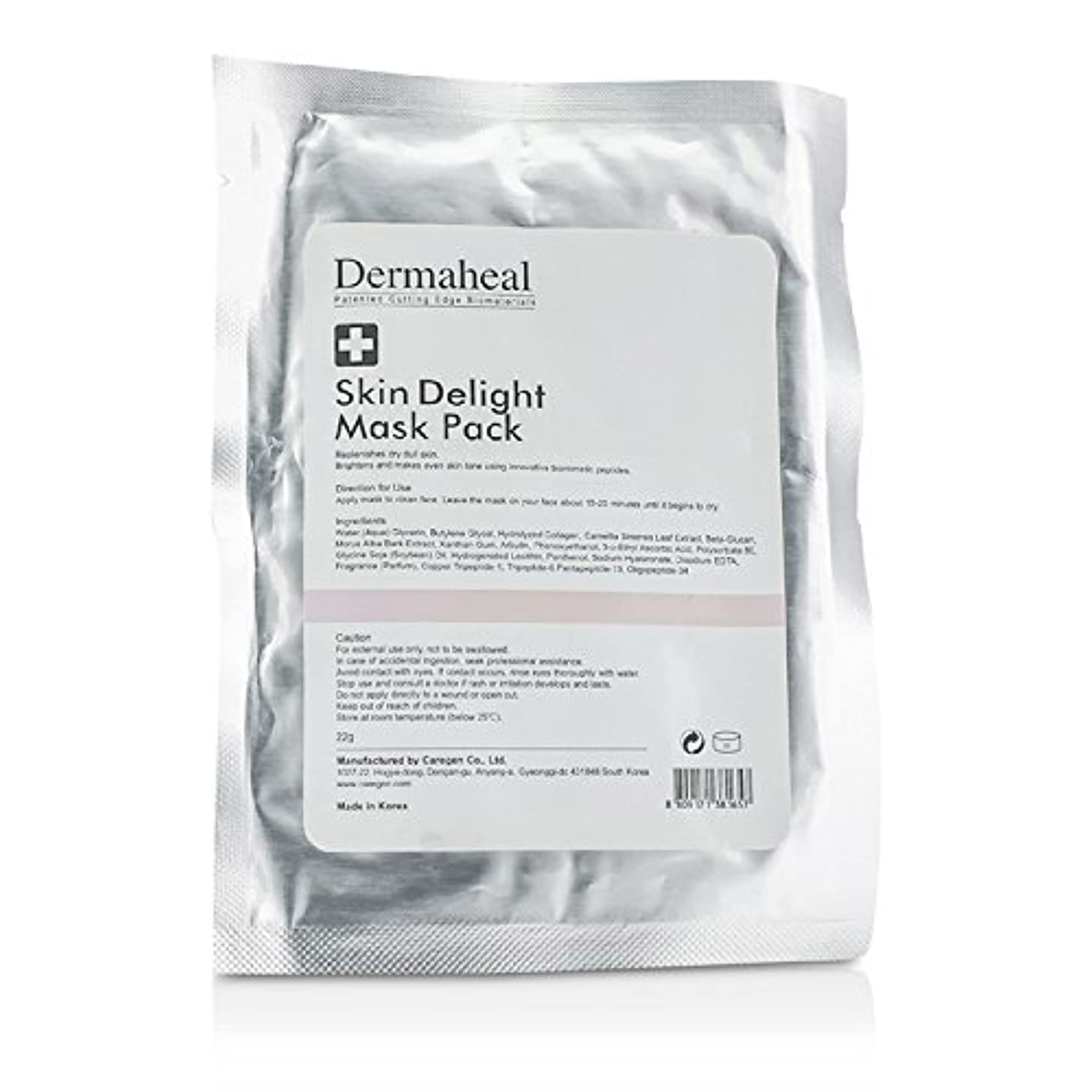 等価手焦げダーマヒール Skin Delight Mask Pack 22g/0.7oz並行輸入品
