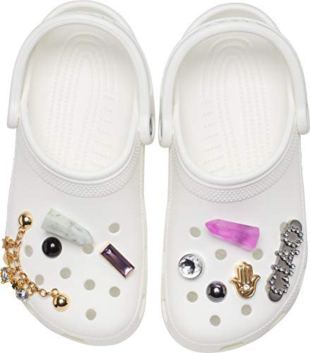 Crocs Jibbitz Shoe Charm 10-Pack | Personalize with Jibbitz for Crocs Charm Chain One-Size