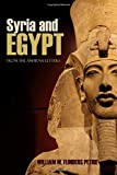 Syria and Egypt: From the Amarna Letters (Abridged, Annotated)