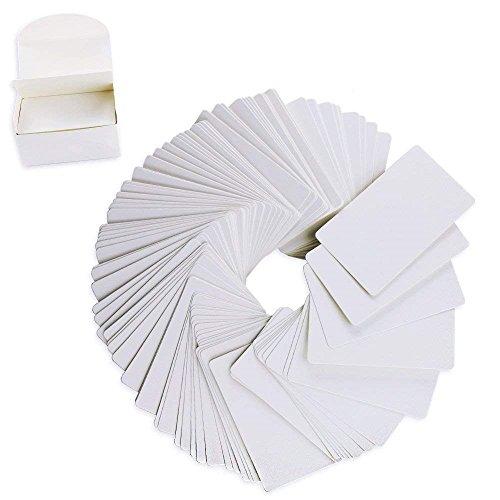 TOPTOMMY 単語ノート 単語帳 メモ帳 暗記カード DIY挨拶カード 暗記効率アップ キャンパス 単語カード 100枚×4冊