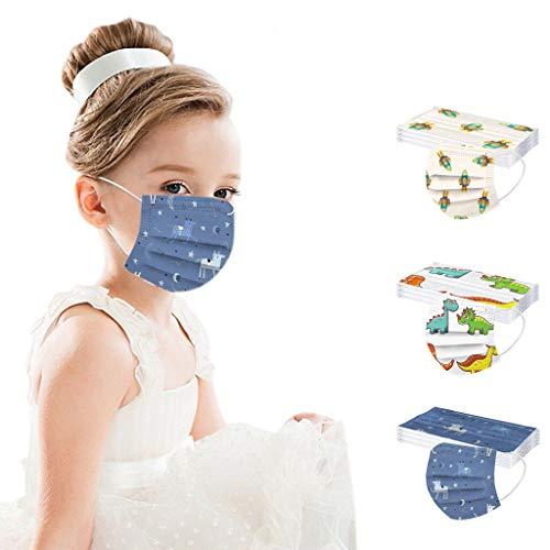 WZLL Máscara de Tela Lavable: 100% Reutilizable de Alta Transpirabilidad, con Cepillo Bucal de Algodón, Tela Lavable y Reutilizable