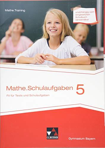 Mathe.Training / mathe.delta – Bayern / mathe.delta BY Schulaufgaben 5: Mathematik für das Gymnasium / Fit für Tests und Schulaufgaben