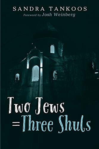 Image of Two Jews = Three Shuls