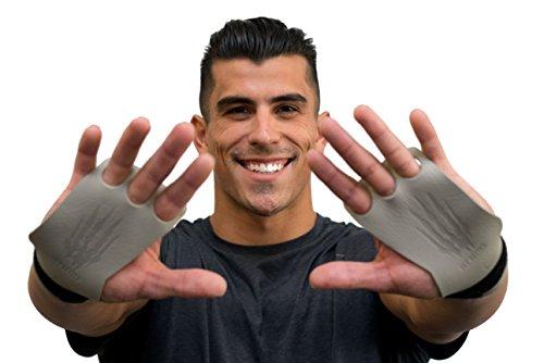 Bear KompleX 3 Hole Leather Hand Grips   Amazon