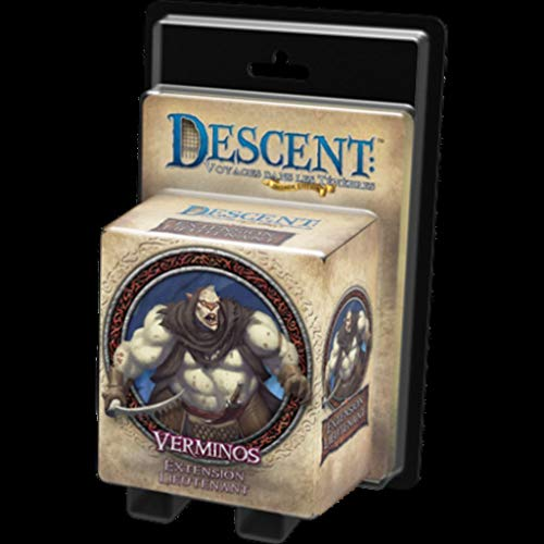 Edge - Descent Seconda Edition - Estensione Luotente: Verminos