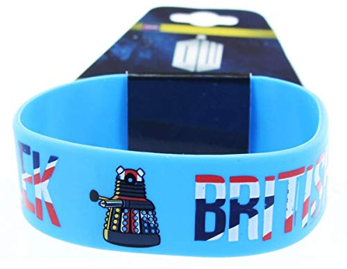 Funko B-MOVI-392 DOCTOR WHO Dalek British Invasion Wristband