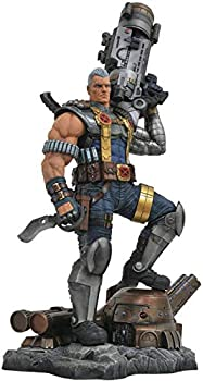 DIAMOND SELECT TOYS Marvel Premier Collection  Cable Resin Statue Multi Standard