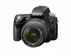 Sony Alpha SLT-a35 16 MP Digital SLR  cover image