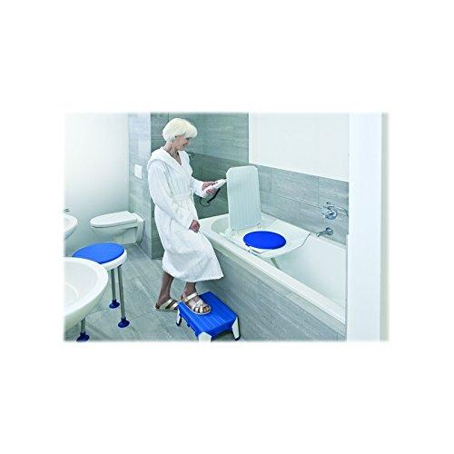 Asiento elevador de baño AQUATEC Orca para tu Confort y votre seguridad–1573875 ✅