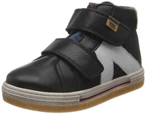Bisgaard Unisex-Kinder Dara tex sneaker, navy, 34 EU