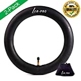 AR-PRO 2 Pack of 12 1/2' x 2 1/4'(12.5x2.25) Scooter Inner Tube with...