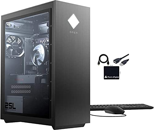 Compare OMEN 30L (399T3AA) vs other gaming PCs